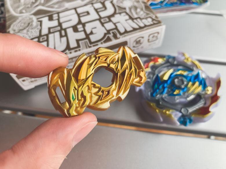 ガチンコチップ ドラゴンのゴールドターボ